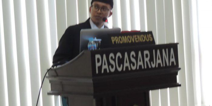 Alumni PPI 32; Raih Gelar Doktor di UIKA Bogor
